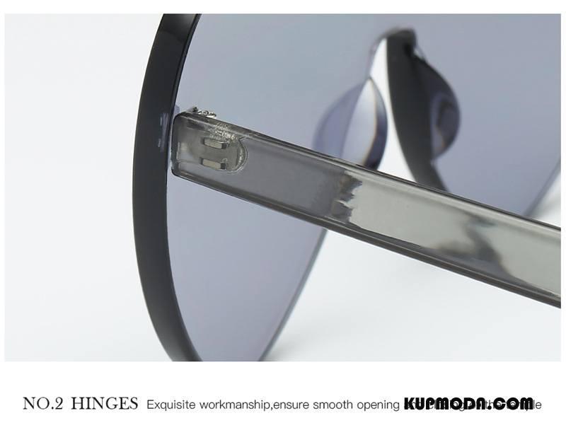 Okulary Przeciwsłoneczne Damskie Trendy Damska Serce W Kształcie Serca Osobowość Europa Brzoskwiniowy Proszek