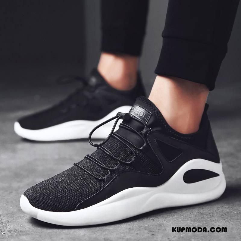 buty męskie siatkowe czarne