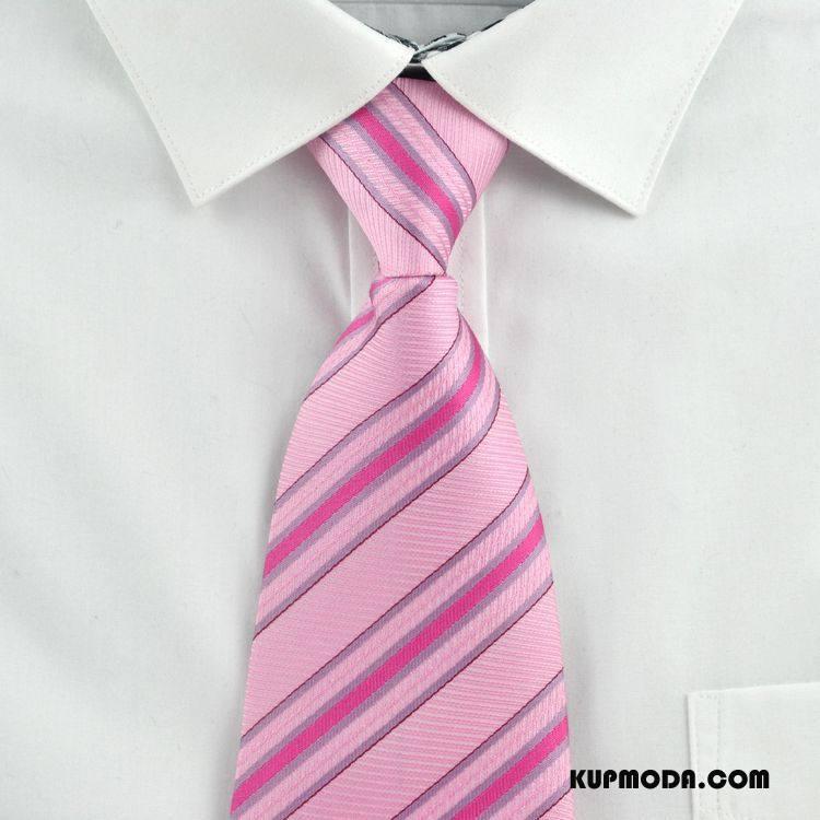 Krawat Męskie Męska Biznes Leniwy Zamek Sukienka Grupa Proszek