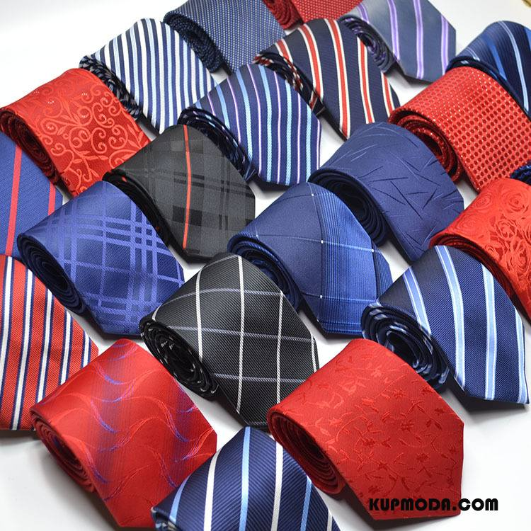 Krawat Męskie Pan Młody Gospodarz Sukienka Kwiaty Biznes Groomsmen Niebieski