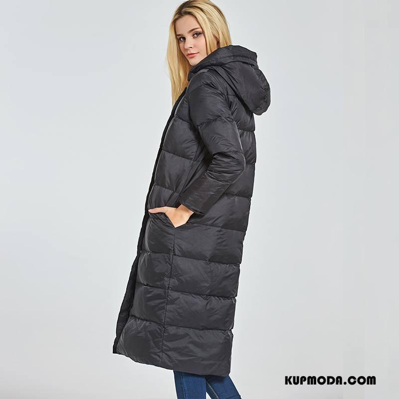 długie kurtki damskie z kapturem