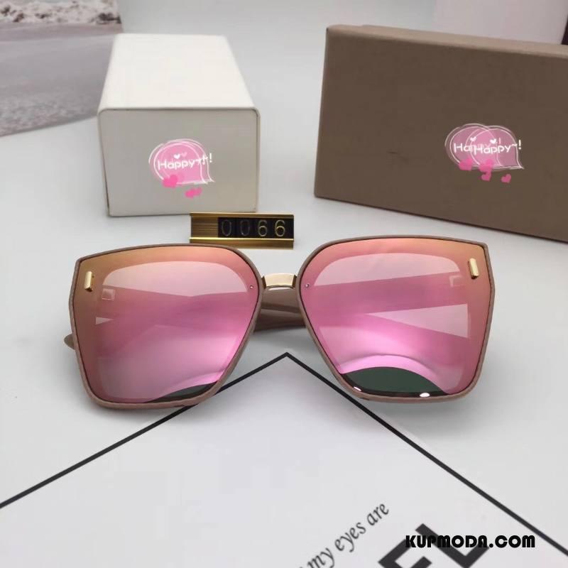 Okulary Przeciwsłoneczne Damskie Gradient Damska Moda Wielki Proszek