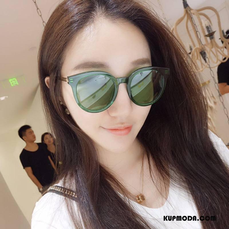 Okulary Przeciwsłoneczne Damskie Wszystko Pasuje Damska Trendy Siatkowe Nowy Słońce Czerwony Zielony