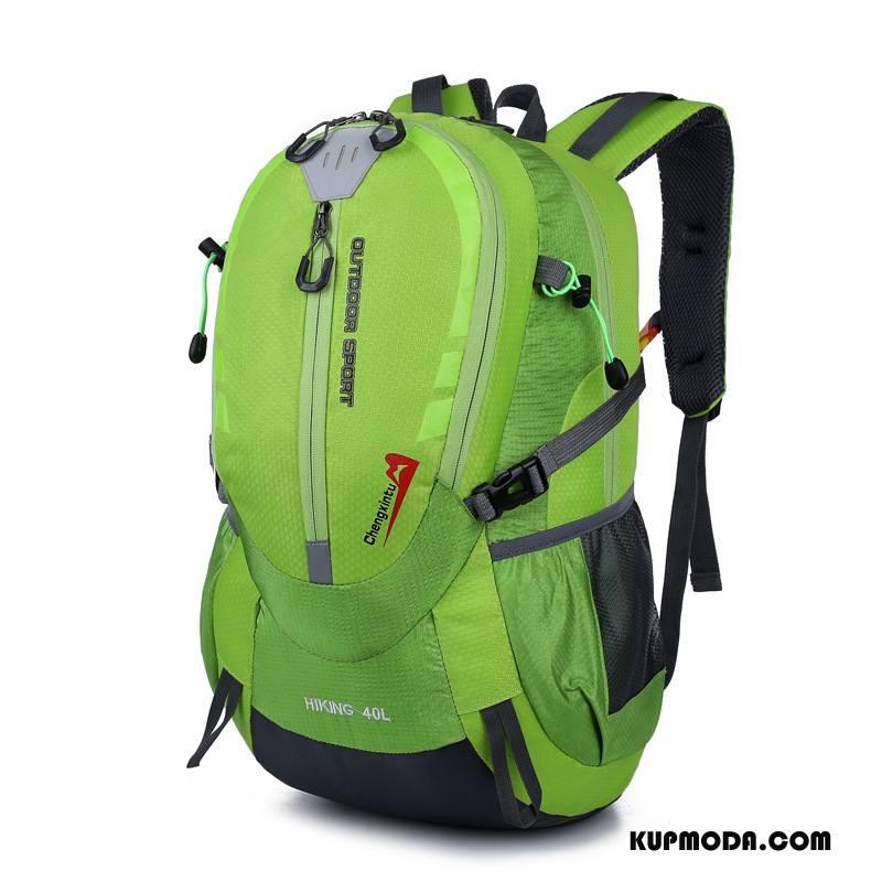Plecak Podróżny Męskie Męska Outdoor Moda Sportowe Nowy Trekkingowa Zielony