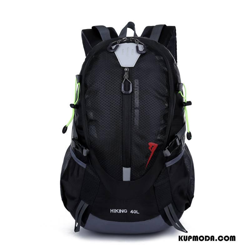 Plecak Podróżny Męskie Trekkingowa Nowy Jazdy Wodoodporny 2018 Outdoor Czarny