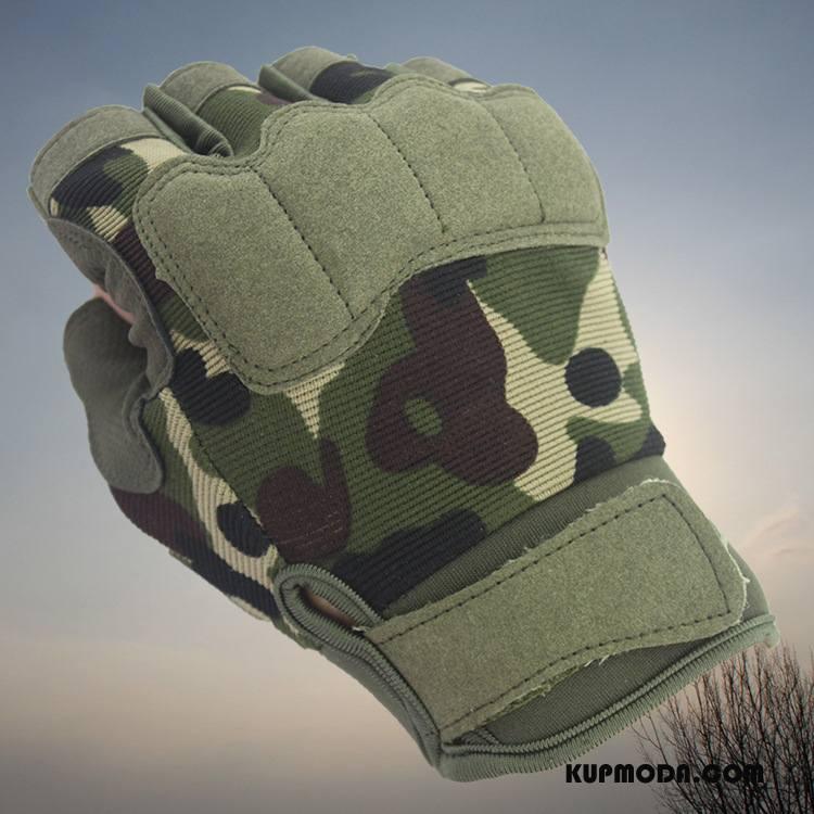 Rękawiczki Męskie Outdoor Oddychające Taktyka Nowy Pół Palca Męska Kamuflaż