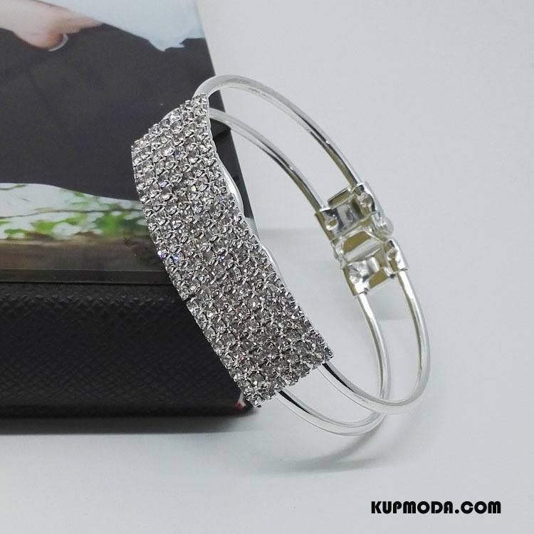 Srebrna Biżuteria Damskie Eleganckie Moda Damska Długie Szyfon Akcesoria Srebrny