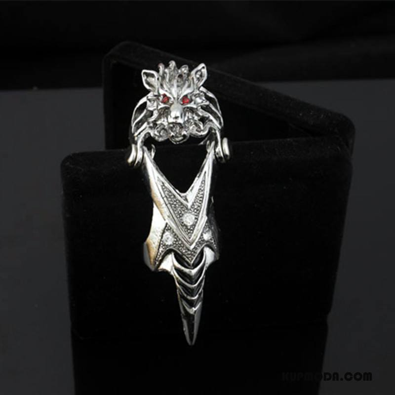 Srebrna Biżuteria Męskie Męska Akcesoria Moda Srebrny