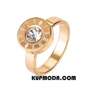Srebrna Biżuteria Męskie Vintage Moda Męska Europa Złoty