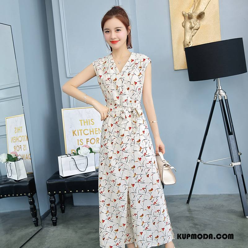 Sukienka Damskie 2018 Casual Nowy Wzór Moda Drukowana